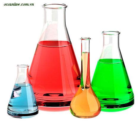 Xin Giấy chứng nhận đủ điều kiện sản xuất và kinh doanh hóa chất