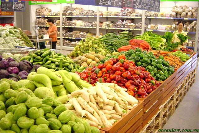 Xin giấy phép vệ sinh an toàn thực phẩm của Bộ Nông nghiệp