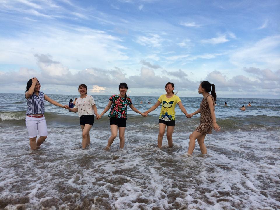 Tập 1 - Du lịch biển đảo 3 ngày 2 đêm tại Hải Tiến 2014