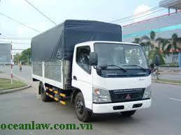 Xin cấp giấy phép kinh doanh vận tải hàng hóa