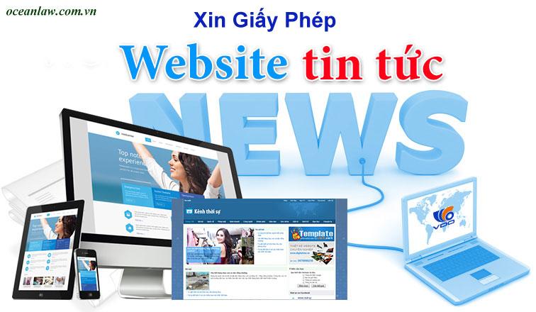 Xin giấy phép website ICP (tin tức)
