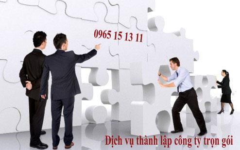 Dịch vụ thành lập công ty tại Nghệ An, Ninh Bình