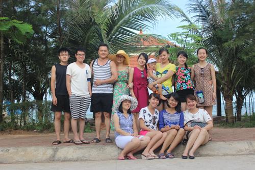 Tập 2 - Du lịch tại Eureka Linh Trường 2014