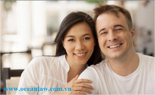 Tư vấn đăng ký kết hôn với người nước ngoài