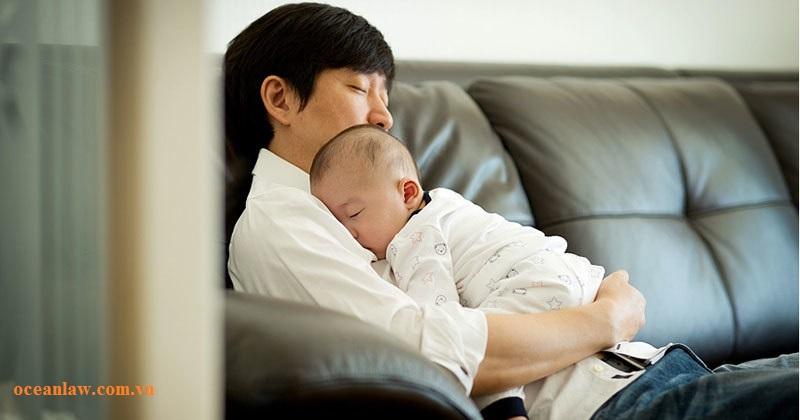 Quyền nuôi con dưới 36 tháng tuổi
