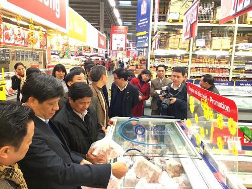 Thông tin về công bố chất lượng thực phẩm